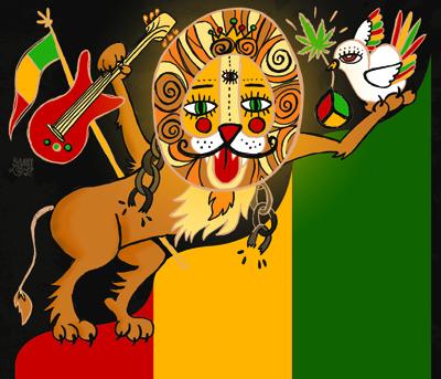 reggaeface